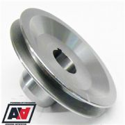 "V pulley crankshaft 4"" steel: Lotus Twin Cam, pre-X/Flow & X/Flow"